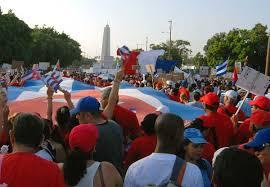 Universitarios cubanos desfilarán este 1 de Mayo