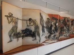 「1950年 - 画家の丸木位里・俊夫妻が『原爆の図』を発表。」の画像検索結果
