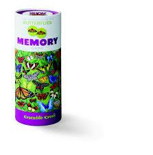 <b>Настольная игра Crocodile Creek</b> Мемори, Бабочки