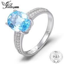 Natural Aquamarine & Rhodolite Gemstone <b>Solid</b> 925 <b>Sterling</b> Silver ...