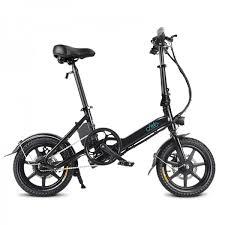 "<b>D3</b> Folding <b>Smart</b> 7.8Ah Electric Bike Max 25km/h 14"" inflatable Tyre ..."