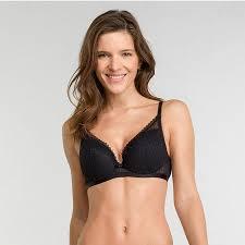 <b>Push up</b> bra in black <b>lace</b> - Dim Daily Glam Trendy <b>Sexy</b> | DIM