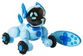 Интерактивная <b>игрушка</b> робот WowWee Chippies vs ...