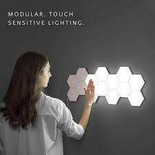 2019 <b>New</b> Cololight <b>Quantum Lamp</b> Touch Sensitive Light Modular ...