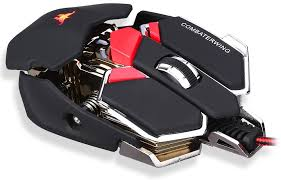 Combaterwing CW-80 USB Controlled Computer Gaming Mouse ...