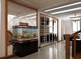 small living room ideas with beautiful wall aquarium decoration beautiful small livingroom