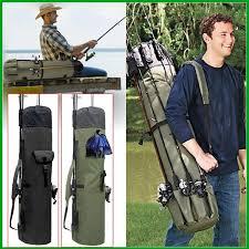 <b>Multifunctional Fishing</b> Organizer <b>Bag Waterproof Fishing Gear</b> ...