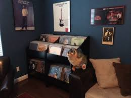 vinyl record storage record storage and lps on pinterest front shot finished vinyl record