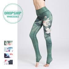 2019 <b>Gym</b> Women <b>Fitness Yoga</b> Pants <b>Slim</b> High waist Sport ...