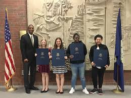 subject in hamden sen logan honors student essay contest black history month essay contest winners