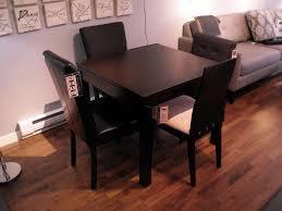 small square kitchen table: cosy square kitchen tables for small spaces interior home decorating with square kitchen tables for