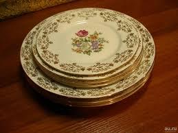 Тарелки Чехословакия <b>набор тарелок</b> ЧССР периода СССР - 70 ...