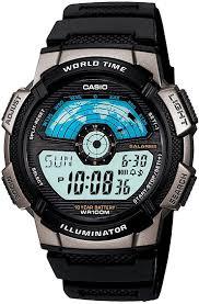 Наручные <b>часы Casio</b> Collection <b>AE</b>-<b>1100W</b>-<b>1A</b> — купить в ...