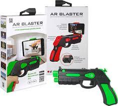 Интерактивное оружие <b>1 Toy</b> ''<b>AR Blaster</b>'', соединение Bluetooth ...