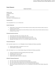 career coach resume samples   uhpy is resume in you coaching resume s coach lewesmr