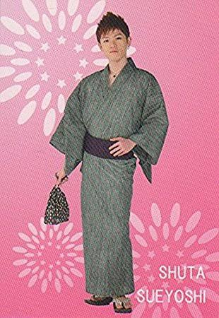 セブンイレブン 浴衣 の末吉秀太