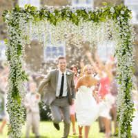 Wisteria <b>Hanging</b> Flowers Online Shopping | Artificial <b>Hanging</b> ...