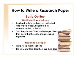 Paper heading