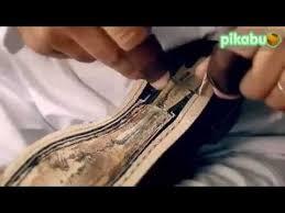 Как делают обувь Louis Vuitton. Каждую пару вручную - YouTube
