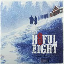 <b>САУНДТРЕК - THE HATEFUL</b> EIGHT (2 LP), купить виниловую ...