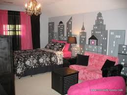 pink plaid zebra printed woven carpet pink bedroom designs white curtain window corner pink bedding set pink wall painted black white zebra bedrooms