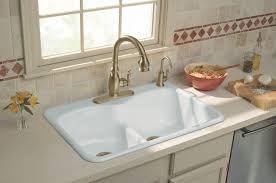 stainless steel sink racks ampquot whitehaven: kitchen sink faucet  fullerton stainless steel higharc