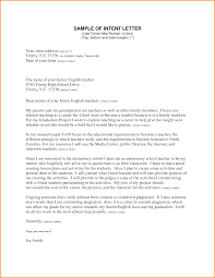 letter of intent examples mac resume template 5 letter of intent examples