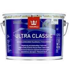 <b>Краска Tikkurila Ultra Classic</b> A 9 л - купить в Москве. Описание ...