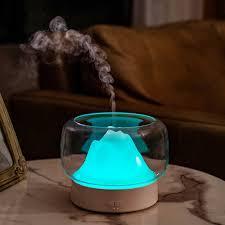 3 In 1 <b>USB House Humidifier</b> 250ml Ultrasonic Air Mist Maker ...