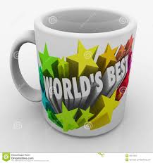best dad prize award trophy top father parenting skills royalty world s best mug award prize top performing employee boss parent stock photography