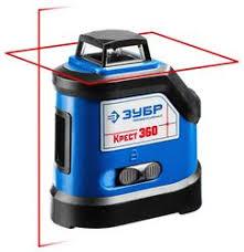 Лазерный <b>нивелир Зубр</b> ПРОФИ <b>Крест</b>-<b>360</b> 34906 купить, цена ...
