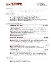 best resume samples template   themysticwindowresume templates australia professional resume free template  aadrtd