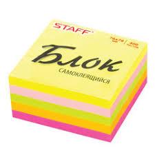 Товар категории «<b>Блоки самоклеящиеся</b>» – купить по выгодной ...