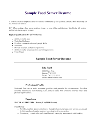 cover letter objective for resume server objective for resume cover letter server resume objective examples job and template cover letterobjective for resume server extra medium