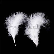 <b>Wholesale Fashion</b> Feather Costume Accessories, White, 120 ...