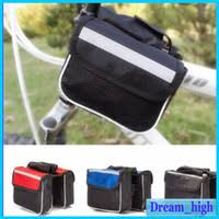 Bicycle Handlebar Bag Tube NZ