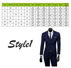 MJARTORIA <b>3 Pieces</b> Business Blazer +Vest +Pants Suit <b>Sets</b> Men ...