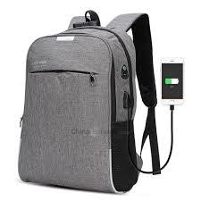 <b>DINGXINYIZU</b> USB Charging Bag Night Reflection <b>Anti</b>-<b>theft</b> Backpack