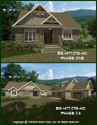 Small Expandable House Plans   House Plans for Small BudgetsCHP BS     AD lt br   gt Expandable Craftsman House