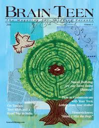 essays brain child magazine brain teen for parents of teens buy now