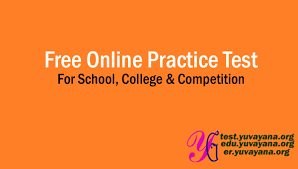 online practice test quiz for competitions
