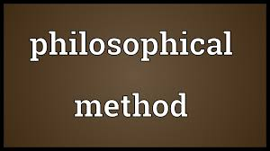 essay on the philosophical method of political science