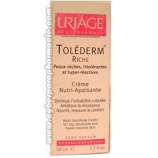 <b>TOLEDERM</b> RICHE Crème Nutri-Soothing Cream