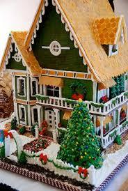 Gingerbread house: лучшие изображения (181) в 2020 г. | Домики ...