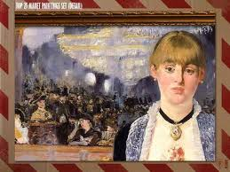 Image result for painting of Manet