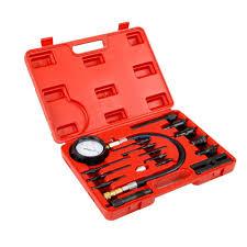 Giantz <b>17 Pcs Diesel</b> Engine Compression Tester Kit ...