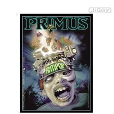 <b>Primus</b> - <b>Antipop</b> Sticker | Stickers, Album covers, Artwork