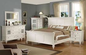 bedroom distressed white furniture awesome interior design decor wood end table drawer red persian area rug black bed with white furniture