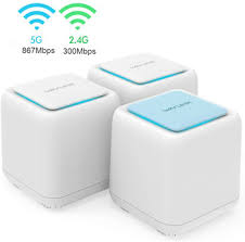 Wavlink Original AC1200 Gigabit Wireless Wifi Router Whole Home ...