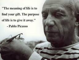 99 Best Pablo Picasso Quotes and Sayings - Quotlr via Relatably.com
